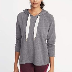 Old Navy Pullover Swing Hoodie - Seen on Bloggers!